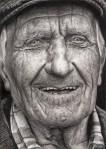 ¡Impresionante! Retrato de un pescador hecho alápiz